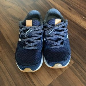New Balance Navy Tennis Shoes